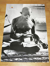 APPLE THINK DIFFERENT POSTER - MAHATMA GANDHI / 24 x 36 by STEVE JOBS 61 x 91 CM
