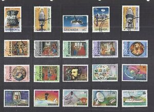F907 Grenada / A Small Collection Early & Modern Used