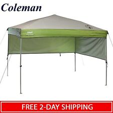 Instant Canopy Sunwall Outdoor Hiking Gazebo C&ing Tent Sun Protection Shelter  sc 1 st  eBay & Coleman Camping Canopies u0026 Shelters | eBay