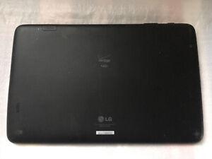 USED LG G Pad 4G LTE VK700 Tablet (Black 10.1 -Inch 16GB Verizon) -- no Screen