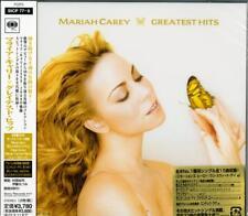 MARIAH CAREY-GREATEST HITS-JAPAN 2 CD I45