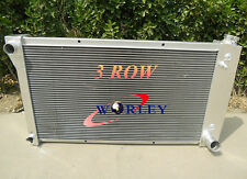 3 ROW Aluminum Radiator for 1967-1972 CHEVY C/K Series Pickup Trucks 1968 1969