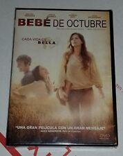 Bebe de Octubre (October baby) DVD Pelicula Cristiana Espanol OFERTA NEW