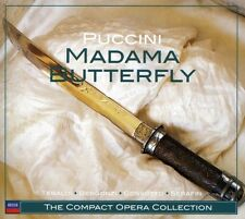 Carlo Bergonzi, G. Puccini - Madame Butterfly [New CD] Digipack Packaging