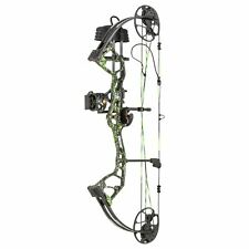 New Bear Archery Royale RTH Package RH 50# Moonshine Toxic Camo
