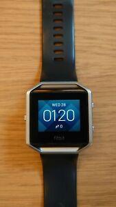 Fitbit FB502SPMS Blaze Smart Small Fitness Watch - Plum