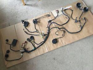 Honda NSR125 NSR 125 R Wiring Loom Harness Cdi Etc ( Foxeye Model )