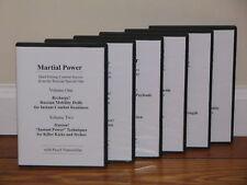 MARTIAL POWER Special Ops (6) DVD Set Pavel Tsatsouline