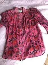 Vintage Celia Birtwell Ossie Clark Blouse