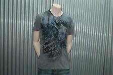 Ve'cel S/S Tattoo Ve'cel Mix T-Shirt Gray Vecel $65 M
