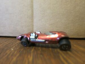 Hot Wheels Redline Twinmill 1968 USA Red