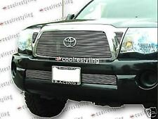 For 2005 2006 2007 2008 2009 2010 Toyota Tacoma Billet Grille Combo INSERTS