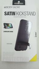 NEW Body Glove Case Satin KickStand (Discreet) LG K10  MS428 K428 K371
