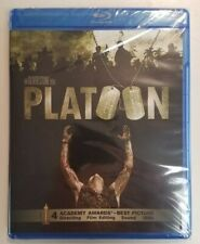 Platoon Blu Ray New bluray sealed war Oliver Stone