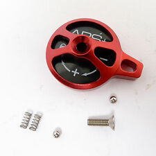 mr-ride ABS+ MANUAL Lockout Assembly Kit Red for MANITOU R7 fork