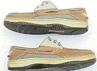 Sperry Men's Boat Shoes size 11.5 EXTRA WIDE Tan - #0799023