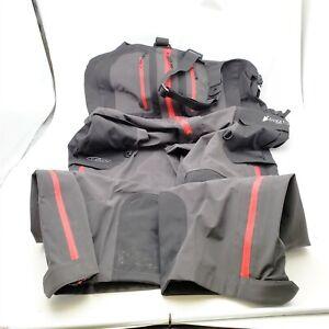 FROGG TOGGS Men's Pilot II Guide Waterproof Breathable Rain Bib (Size: L)