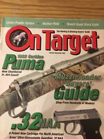 On Target Oct 2003, 1892 Carbine Puma, Muzzle Loaders Buyer Guide,