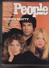 People Magazine Warren Beatty Ronald Reagan Hayley Mills  April 4 1975  Free S/H