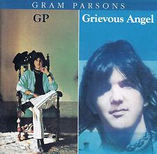 GRAM PARSONS GP / Grievous Angel CD 1990