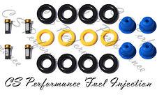 For 1.5 Hyundai Fuel Injector Service Repair Kit Seals Filters Caps CSKBO14