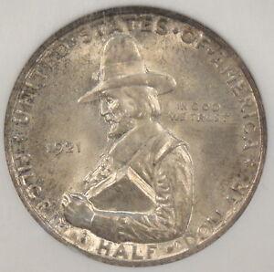 1921 Pilgrim Half Dollar 50c  NGC Certified MS65
