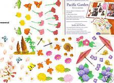 Creative Memories Pacific Garden Sticker Pack NLA