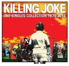 Singles Collection 1979-2012 - Killing Joke (2013, CD NEUF)