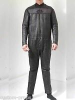 Star Wars Prop Darth Vader Leather Body Suit 1 Pc - Standard-Size