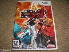 Guilty Gear XX Accent Core für Nintendo Wii OVP Spiel Disc Anweisungen