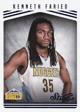 Kenneth Faried  2016-17 Panini Studio Basketball Sammelkarte, #130
