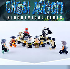 8pcs Minifigures Soldier Hummer Building Blocks Toy Boys Gift Compatible Lego