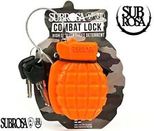 NEW SUBROSA COMBAT LOCK 1 PCS FREE SHIPPING