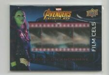 2018 Upper Deck Marvel Avengers Infinity War Film Cell Trading Card #FC19