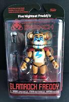 "Glamrockrock Freddy FNAF Jointed Five Nights at Freddy's 5"" Action Figure Funko"