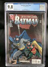 DC Detective Comics Batman #681 CGC 9.8 Robin Dick Grayson Prodigal Tim Drake