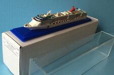 1:1250 scale CARNIVAL MIRACLE cruise ship MODEL ocean liner replica by SCHERBAK
