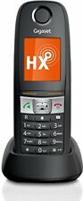 Gigaset E630HX Schnurlostelefon - Schwarz