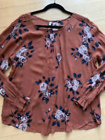 Gentle Fawn Top. M. CB488