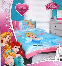 Disney Princess Cinderella - Glass Slipper Double Doona/Quilt Cover Set