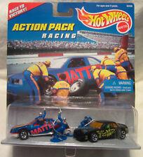 Hot Wheels Acción Paquete Carreras MATTEL #16155 Race to VICTORIA - NUEVO