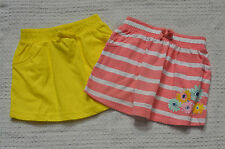 Cotton Blend Striped Skirts (0-24 Months) for Girls