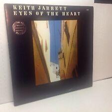 KEITH JARRETT - Eyes of The Heart ~ ECM 1150 {nm promo} [2 lp's] w/Haden, Motian