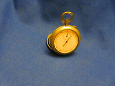 Watchmaker Estate Vintage Pocket Watch Split Second Timer 4 Parts / Repair Swiss