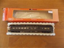 RIVAROSSI 2718 SANTA FE CAFE OBSERVATION CAR COACH H0 Gauge