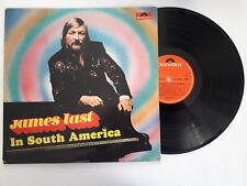 Disco Vinile 12'' In South america di James Last