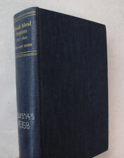 Early Printing History Bibliography Rhode Island Imprints Reference 1st NY 1949