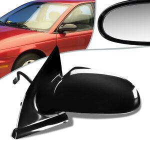 Fit 96-02 Saturn SL SW OE Style Power Side Rear View Door Mirror Left GM1320207