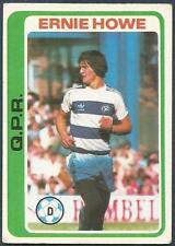 TOPPS 1979 FOOTBALLERS #164-QUEENS PARK RANGERS-FULHAM-ERNIE HOWE