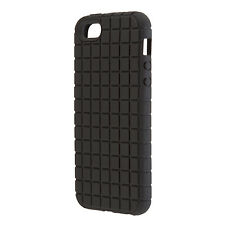 Speck Products PixelSkin Rubberized Case for iPhone 5 & 5S - Black